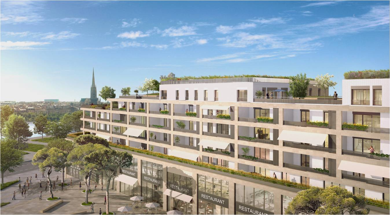 33000 BORDEAUX Belvedere - Bordoriva